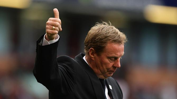 Harry Redknapp named on shortlist of potential targets for Russia job