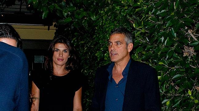 Canalis Clooney Ago Rstrnt