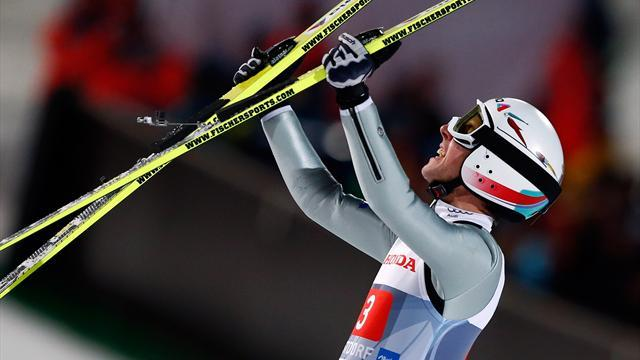 Ski Jumping - Ammann back for more after dismissing retirement