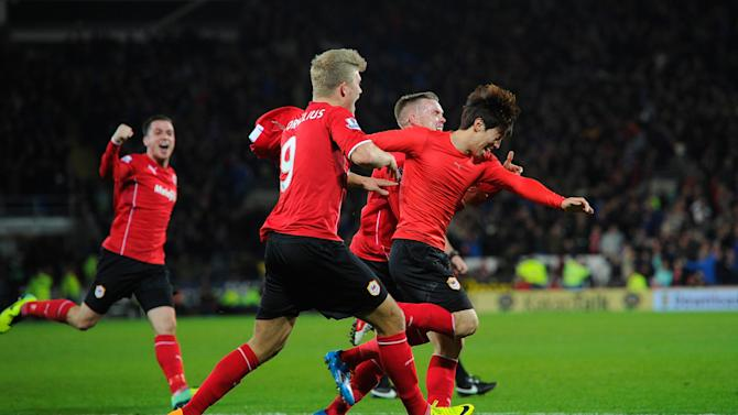 Cardiff City v Manchester United - Premier League