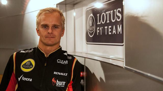 Formula 1 - Kovalainen 'right to stay in F1'