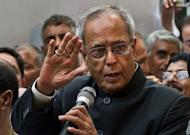 Former finance minister Pranab Mukherjee was elected Indian president after votes from national and state lawmakers were counted in the race for the mainly ceremonial post