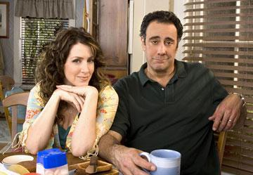 "Brad Garrett and Joely Fisher FOX's ""'Til Death"" 'Til Death"