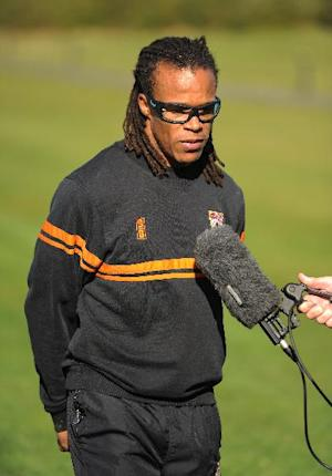 Edgar Davids' first game in the Barnet dugout ended in 4-1 defeat to Plymouth