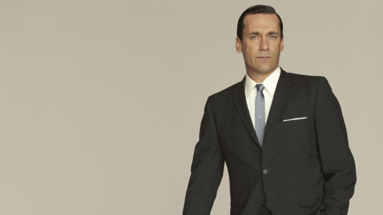 "Jon Hamm stars as Don Draper in ""Mad Men."""
