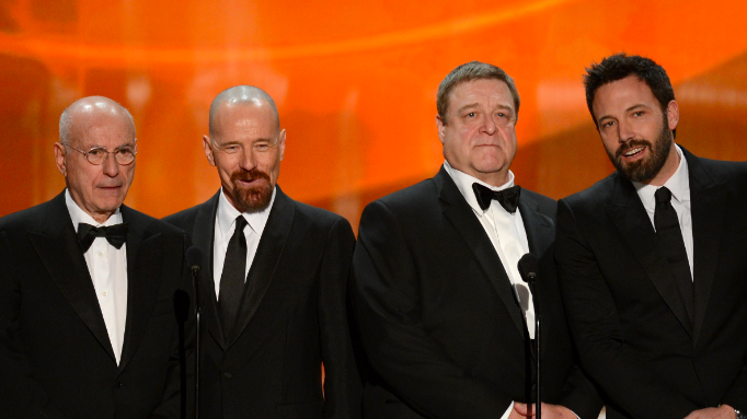 SAG Awards 2013: 'Argo' Wins Best Ensemble