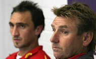 Coaching capers at Adelaide United as club, John Kosmina swings changes