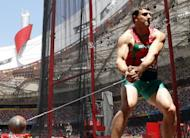 Belarus hammer thrower Ivan Tsikhan will miss the London Olympics, the country's sports ministry said, after a request from athletics' world governing body