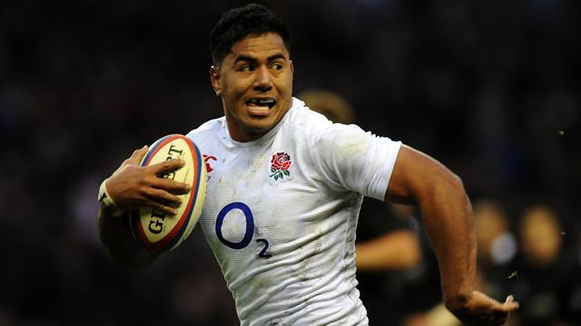 Six Nations - England's Tuilagi fit to face Ireland
