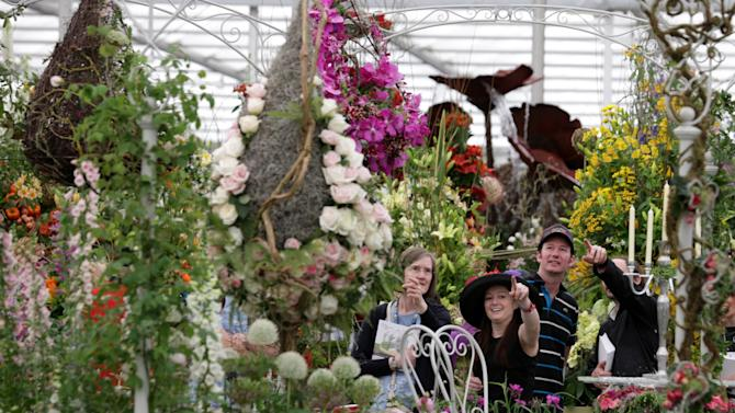 Chelsea Flower Show - Day 2