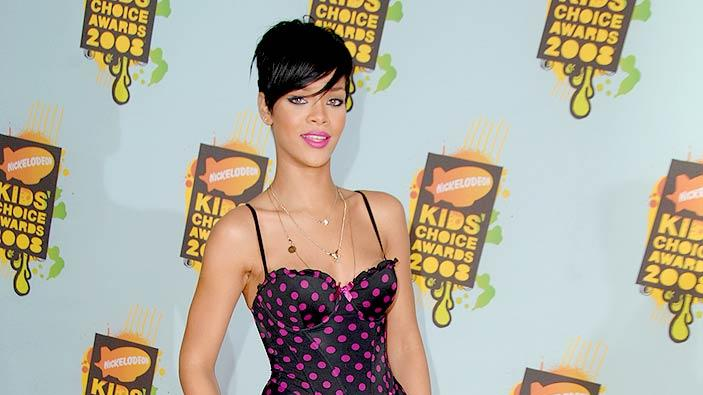 Rihanna Kids Choice Aw