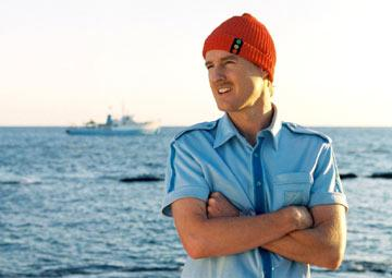 Owen Wilson in Touchstone Pictures' The Life Aquatic with Steve Zissou