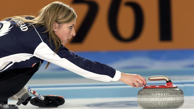 Curling - Muirhead continues form at curling's Continental Cup