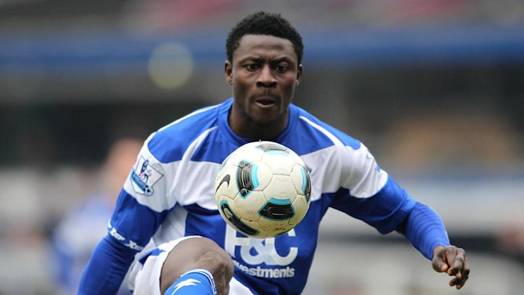 Rubin Kazan are eager to recoup around £3million for Obafemi Martins