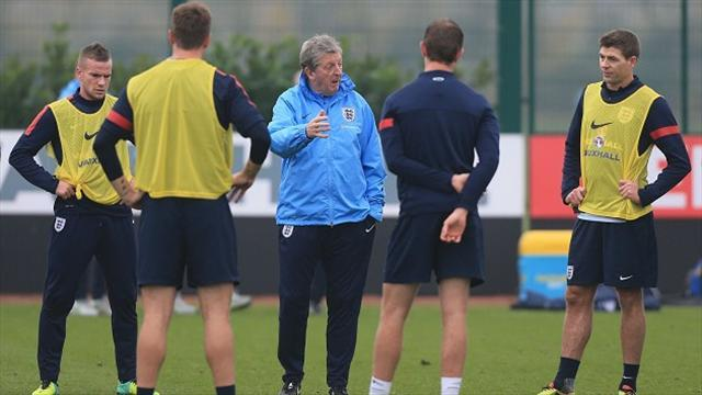 Euro 2016 - Hodgson reveals his qualifying fear