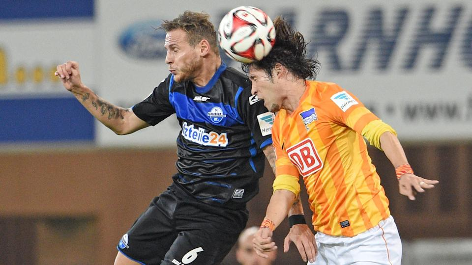 Video: Paderborn vs Hertha BSC