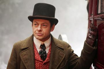 Andy Serkis in Touchstone Pictures' The Prestige