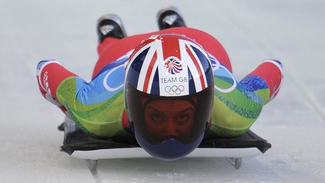 Skeleton boss: Brits lead the world