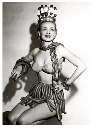 Ms. Sausage Queen, 1955