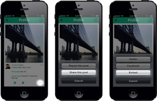 Five Ways to Market Your Business With Vine image VineScreenshot1