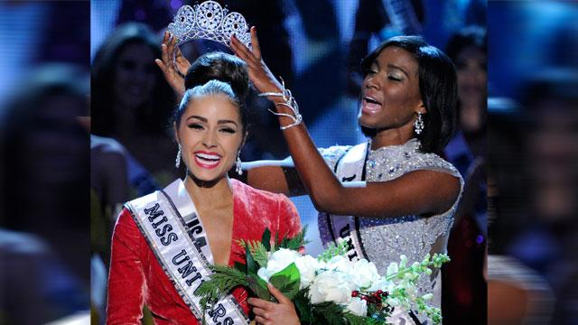 Miss Universe 2012 Crowned