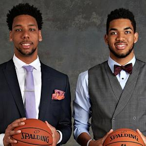 Who to draft - Okafor or Towns?