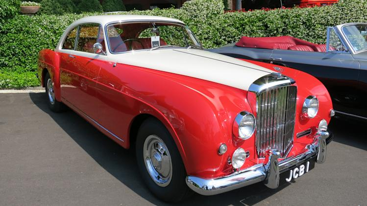 1956 Bentley Continental S1