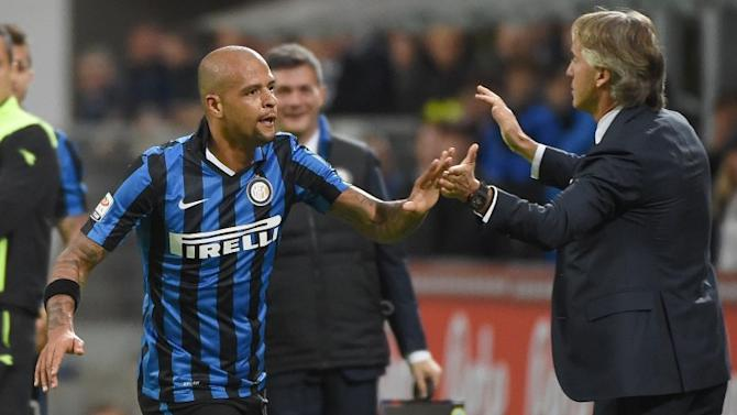 Inter midfielder blames media for Brazil exile