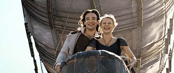 Charlie Cox and Claire Danes in Paramount Pictures' Stardust