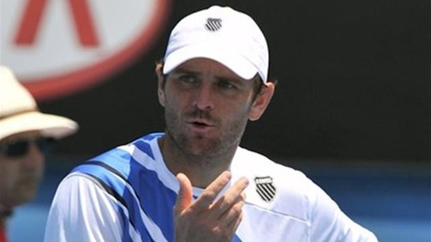 2012 Open Australie Mardy Fish