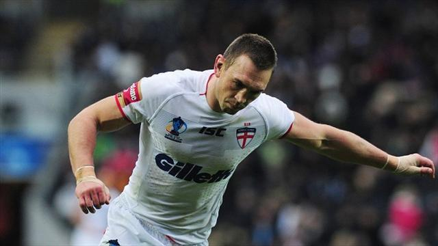 Rugby League - Sinfield calls for improvement