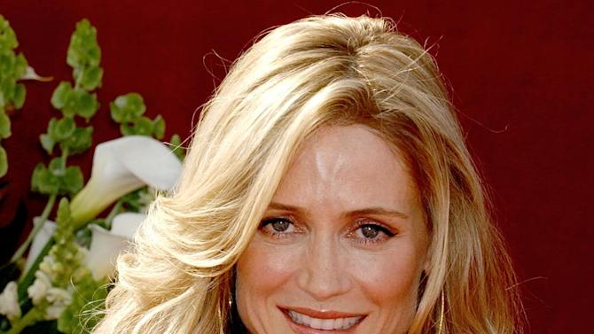 Kelly Rowan at The 57th Annual Primetime Emmy Awards.