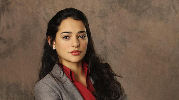 "Natalie Martinez stars as Det. Ariana Sanchez in ""Detroit 1-8-7."""