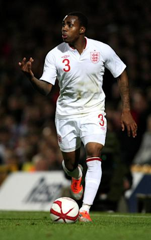 Full-back Danny Rose complained he had been the victim of 'monkey chanting' in Serbia