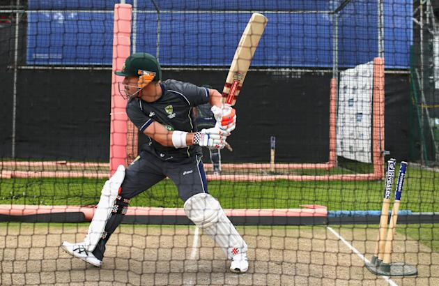 Australia Nets Session