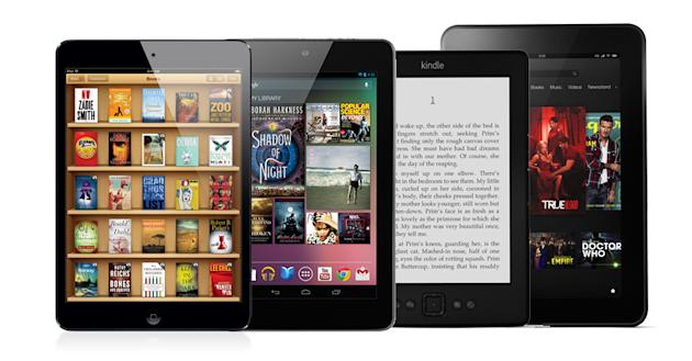 Ebooks and magazines are booming - and with both tablets and e-readers now cheaper than they've ever been, it's a good time to buy.