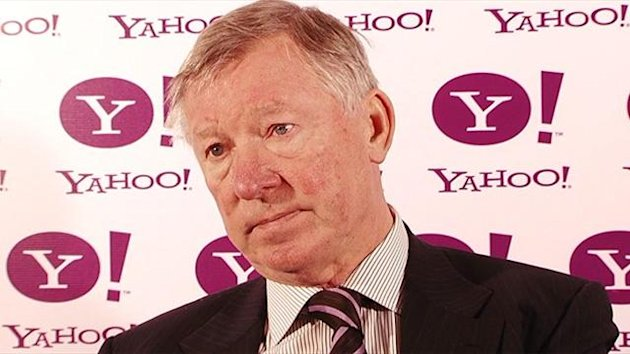Sir Alex Ferguson (Yahoo)