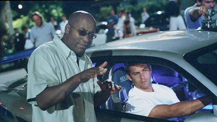 2 Fast 2 Furious Production Stills Universal Pictures 2003 Paul Walker John Singleton