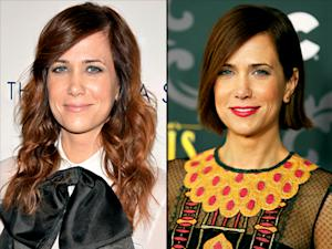 Kristen Wiig Cuts Hair Into New Bob Style: Picture