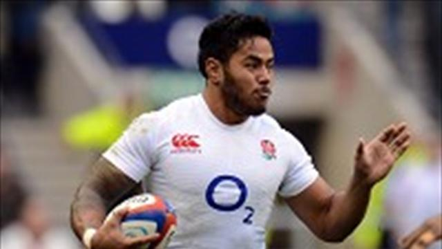 Six Nations - Tuilagi told to train harder