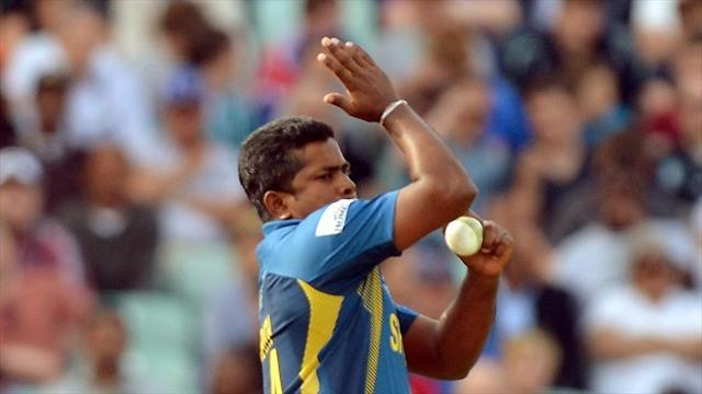 Cricket - Forgotten Herath spares Malinga embarrassment