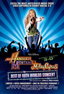 Walt Disney Pictures' Hannah Montana/Miley Cyrus: Best of Both Worlds Concert Tour