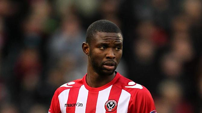 Jean-Francois Lecsine is nearing a return for Sheffield United