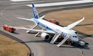 Boeing Dreamliners Grounded By Japan Airlines