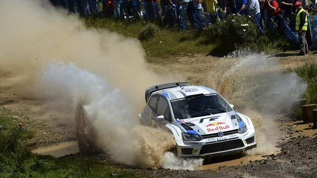 Mexico Rally - Latvala tops Rally Mexico shakedown