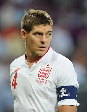 Steven Gerrard is confident in England's ability to topple Sweden in their clash on Friday