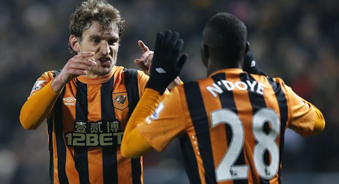 Video: Hull City vs Aston Villa