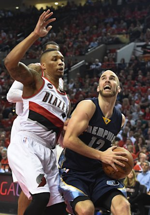 Portland's division title muddied the West playoff picture last season. (Steve Dykes/Getty Images)