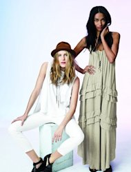 Dree Hemingway and Anais Mali for Free People