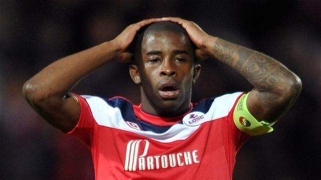 Ligue 1 - Lille and France's Mavuba out for at least two weeks